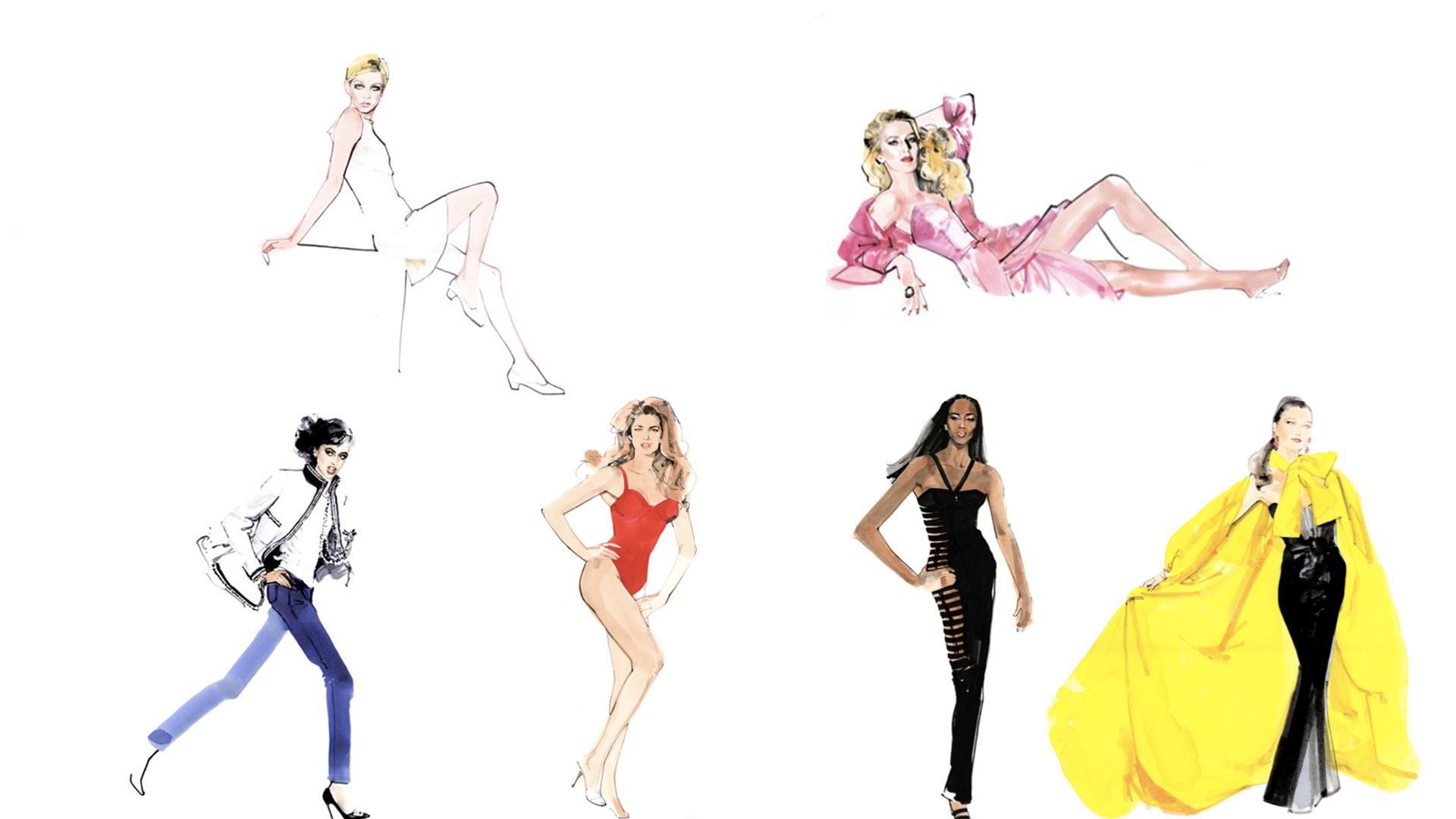 «POP MODELS» Diffusion Arte le samedi 27 septembre 2014 à 23h25