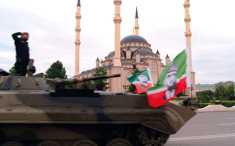 Tchétchénie, une guerre sans traces – Diffusion ARTE, le mardi 03 mars 2015 à 22h35