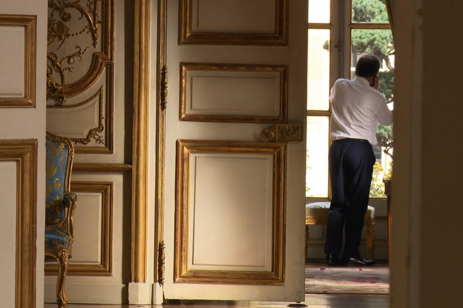 A l'Elysée, un temps de président – Diffusion le lundi 28 septembre 2015 à 20h50 sur France 3