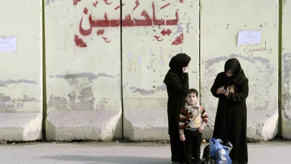 Bagdad,chronique d'une ville emmurée