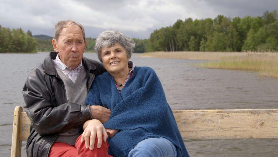 Les vieux amoureux