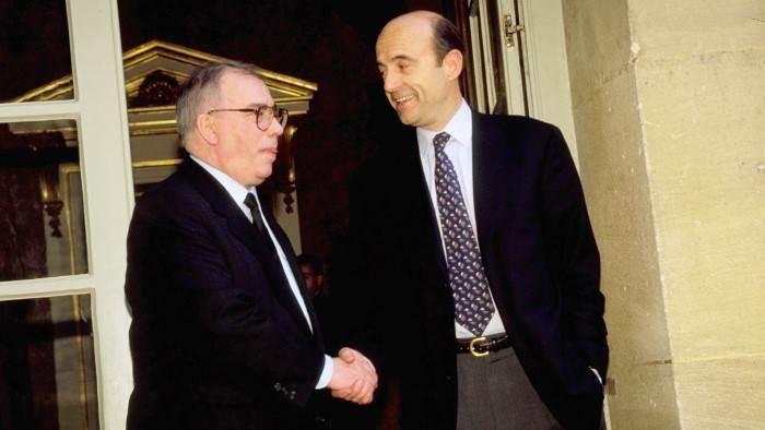 Juppé et les grandes grèves de 1995