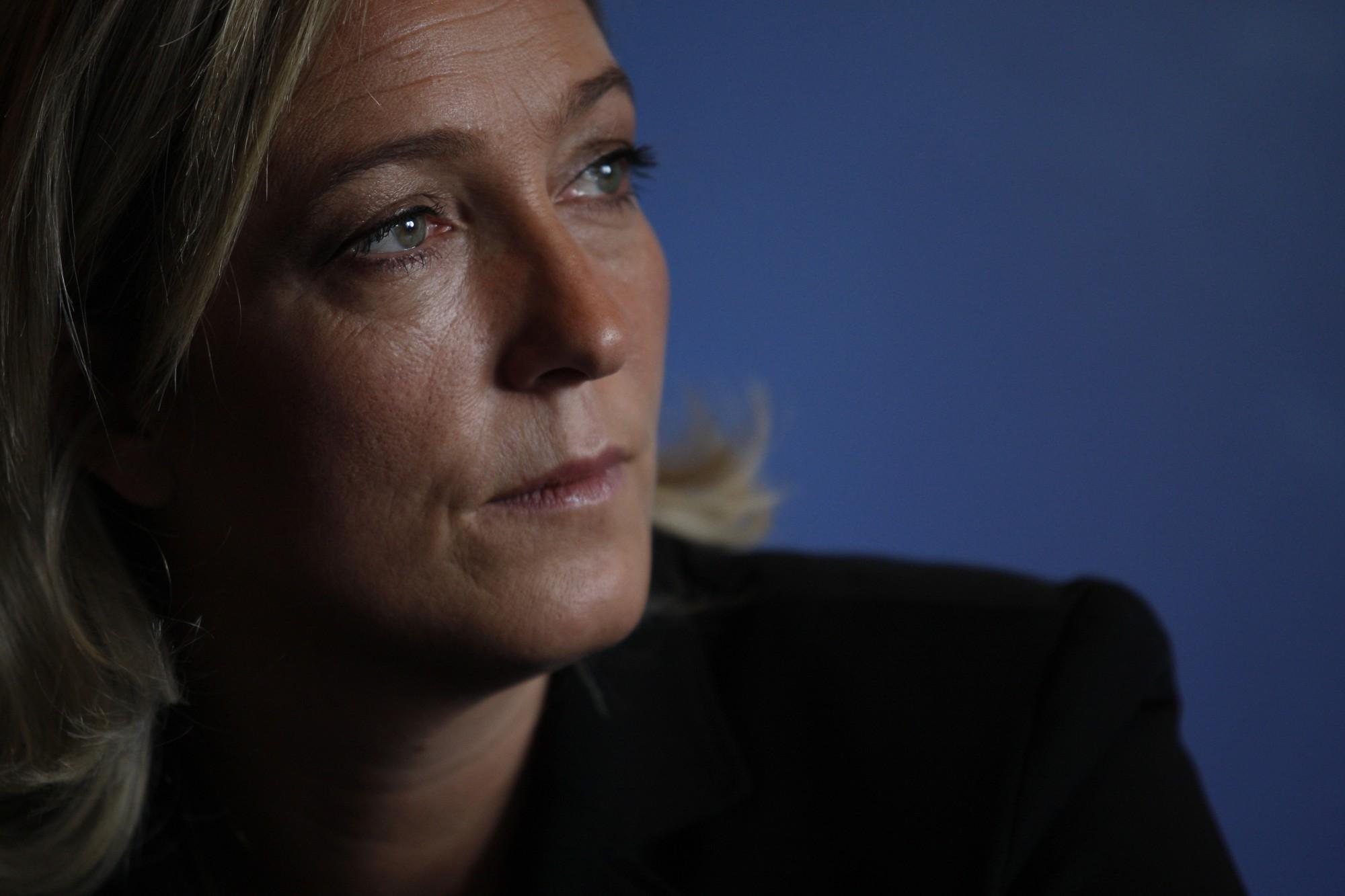 Marine Le Pen, la dernière marche ?