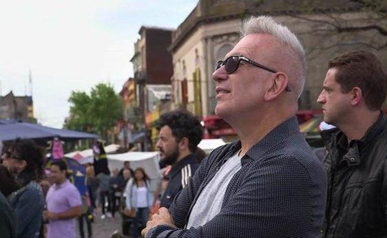 Jean-Paul Gaultier voyage