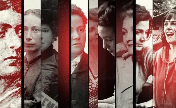 Simone, Louise, Olympe et les autres – La grande histoire des féministes