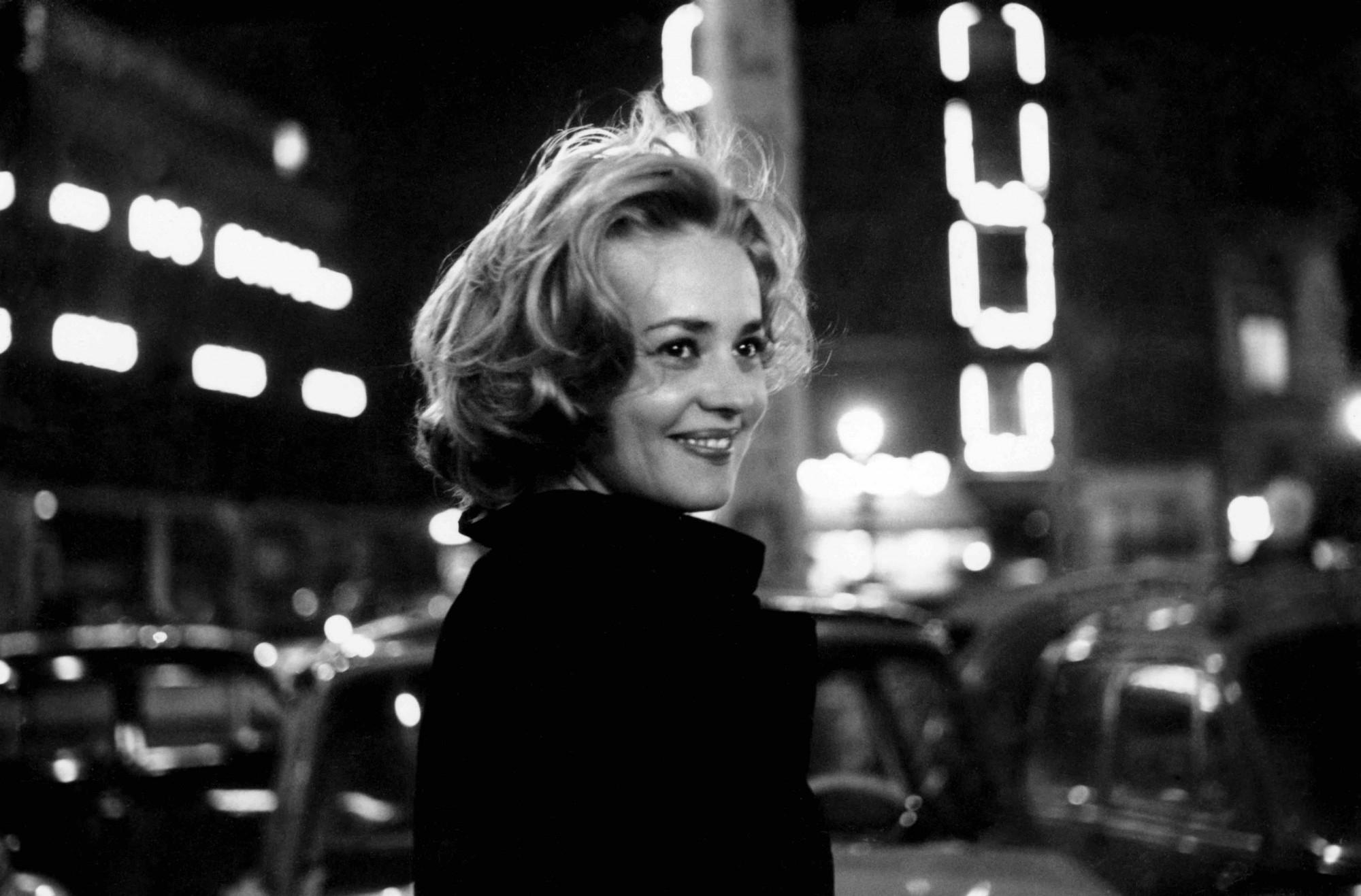 Jeanne Moreau, l'affranchie