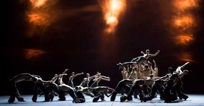 Thierée/Shechter/Pérez/Pite par le Ballet de l'Opéra de Paris