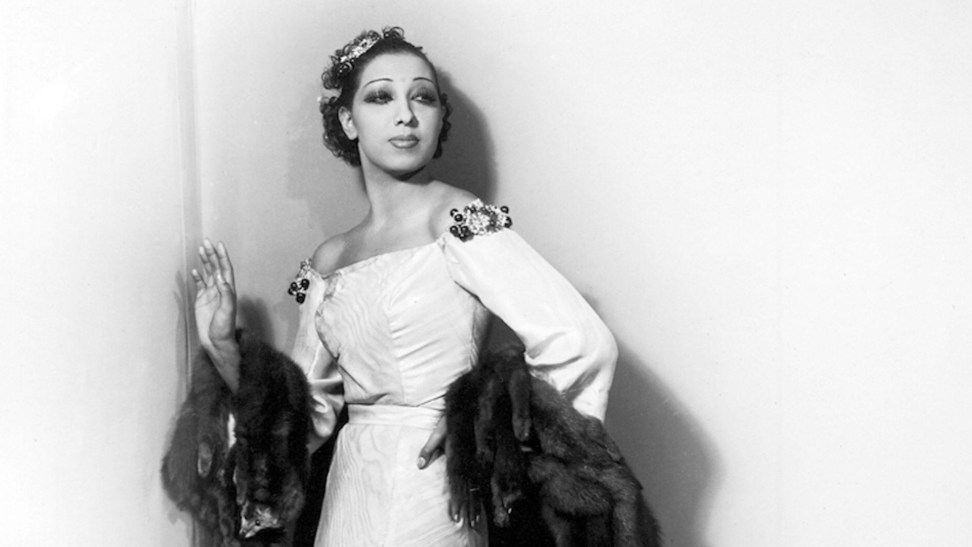 Josephine Baker, première icône noire