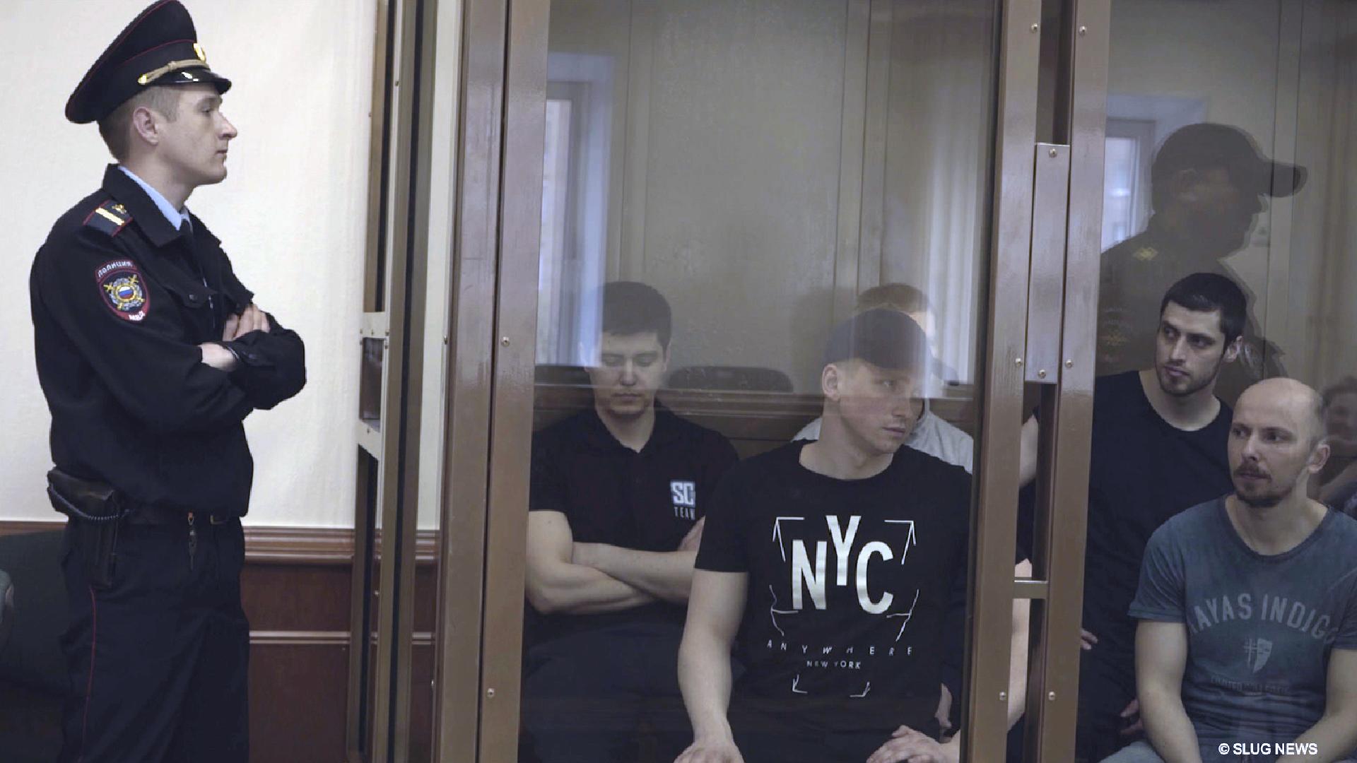 Les Nouveaux Mercenaires russes