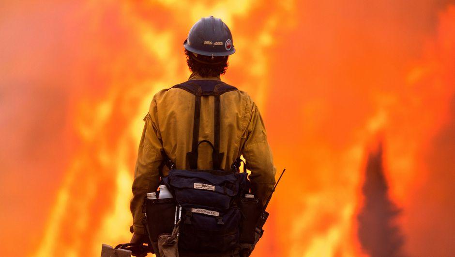 Incendies géants : Enquête sur un nouveau fléau