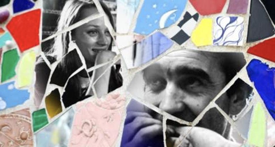 Niki de Saint Phalle et Jean Tinguely, la fée et le machiniste