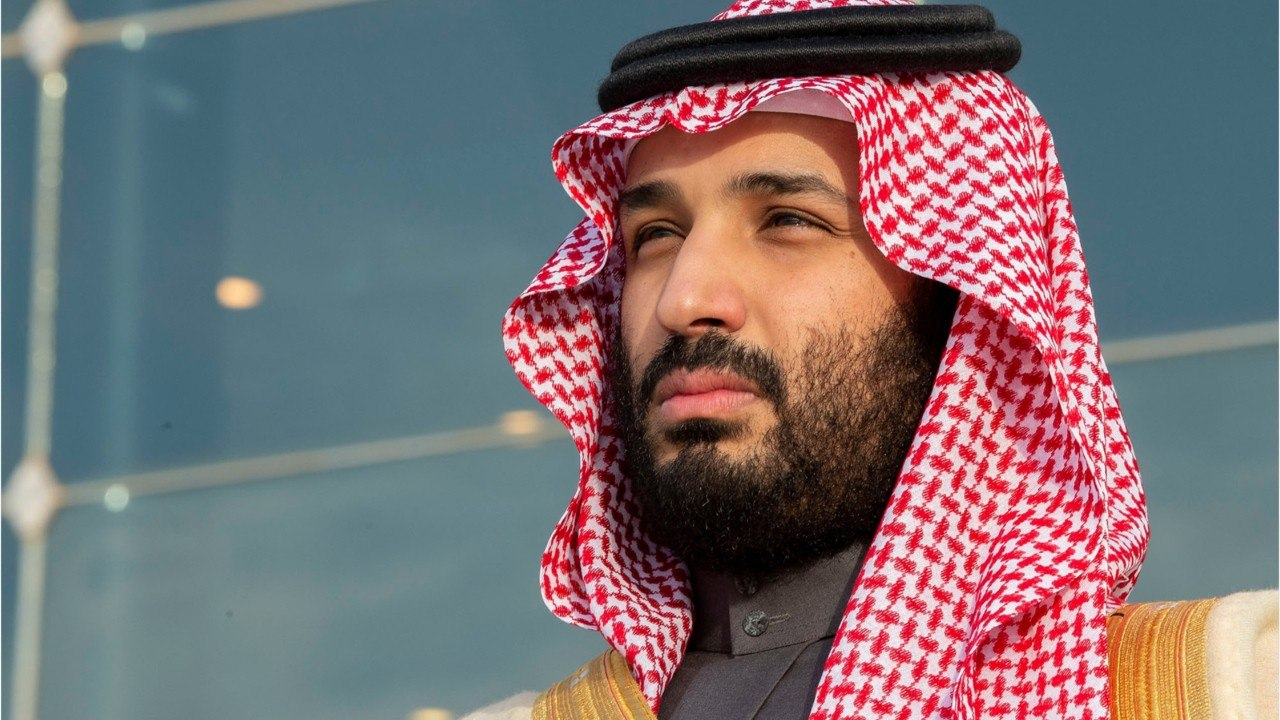 MBS, Prince d'Arabie