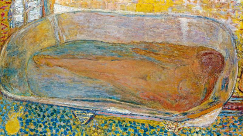 Pierre et Marthe Bonnard, la couleur du mystère