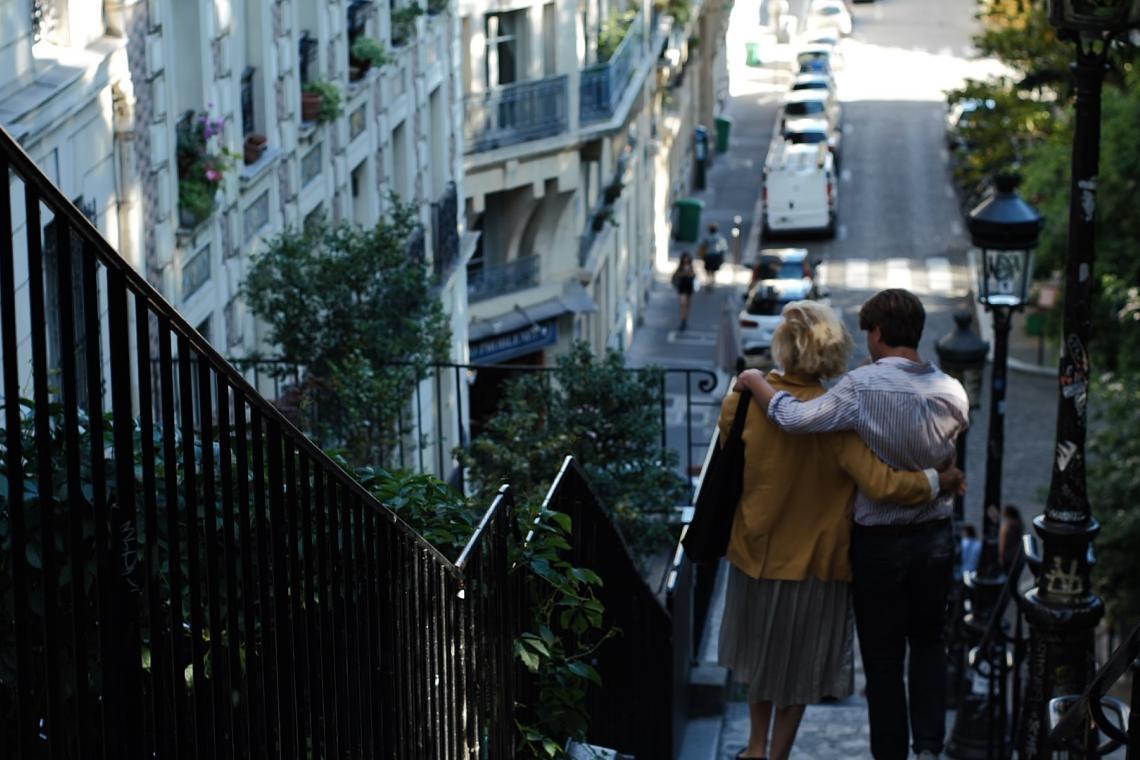 Paris romantique, Paris érotique