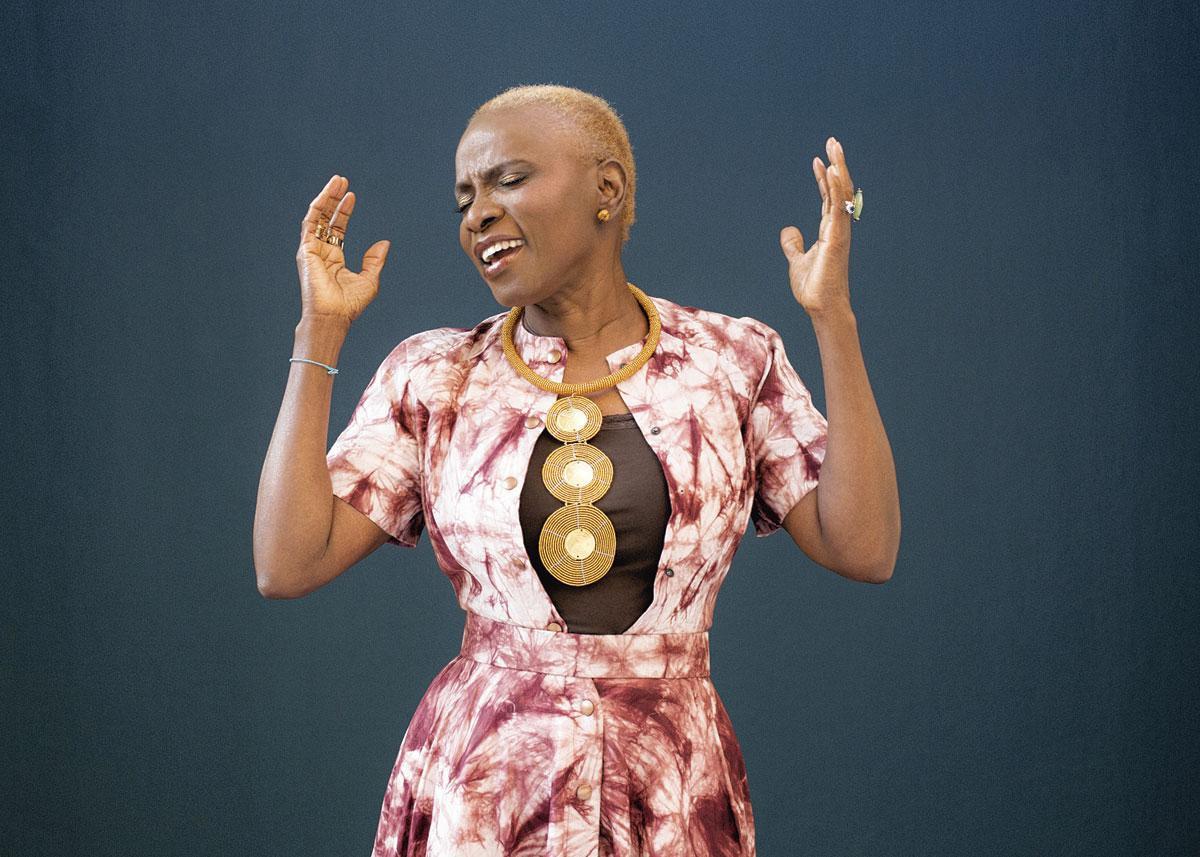 Queen Kidjo, le rythme absolu